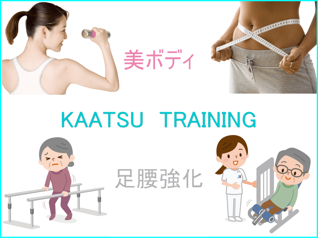 美ボディ・足腰強化|加圧トレーニング